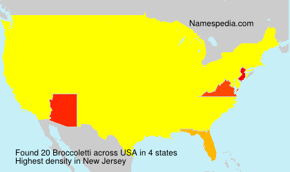 Broccoletti - USA