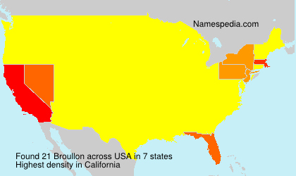 Broullon - USA