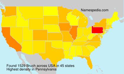 Bruch - USA