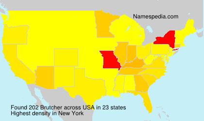 Brutcher - USA