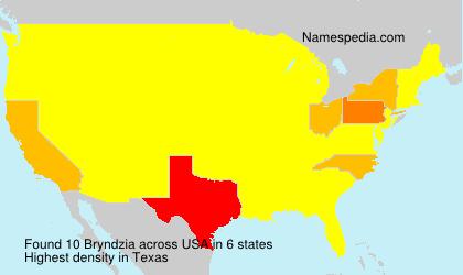 Bryndzia - USA