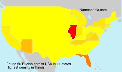 Bucina - USA