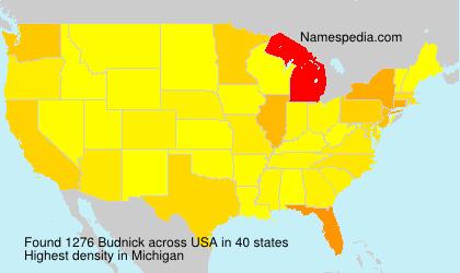 Budnick