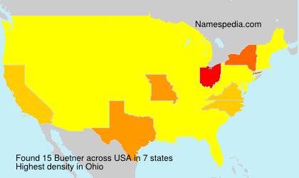 Buetner - USA