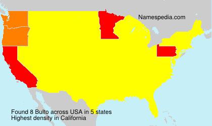 Bulto - USA