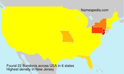 Bundonis - USA
