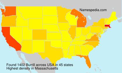 Burrill