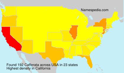 Cafferata - USA