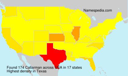 Callarman