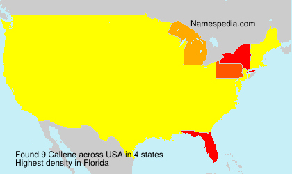 Callene - USA