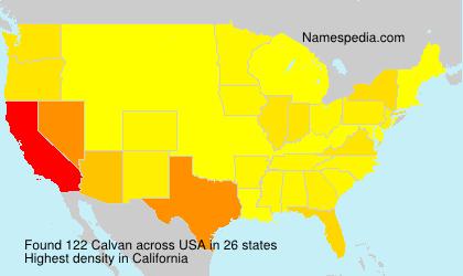 Calvan