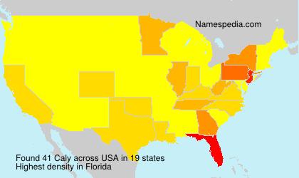 Caly - USA