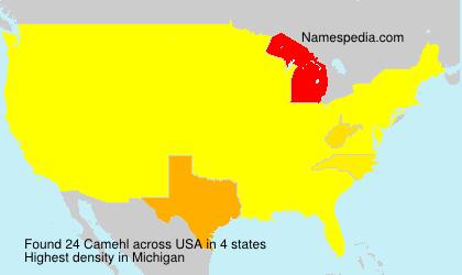 Camehl