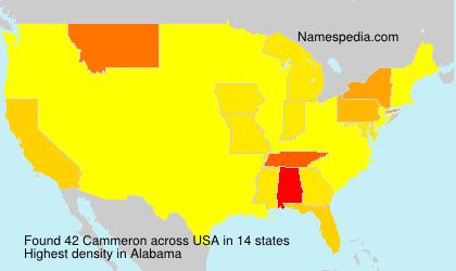 Cammeron - USA