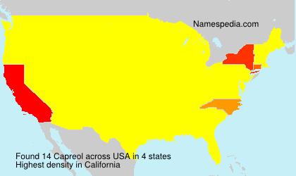 Capreol - USA