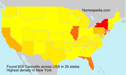 Caravello - USA