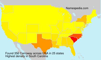 Carroway - USA