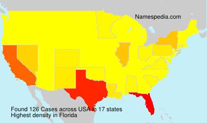 Cases - USA