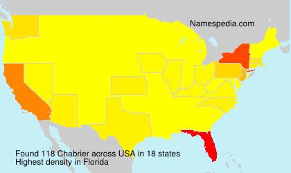 Chabrier - USA