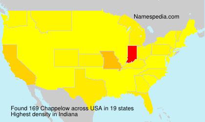 Chappelow - USA
