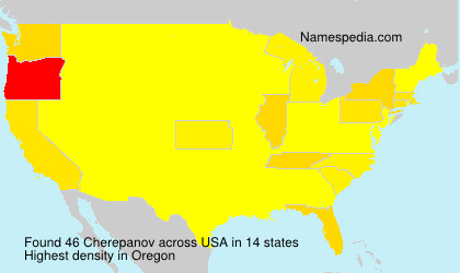 Cherepanov - USA
