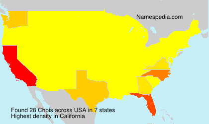 Chois - USA