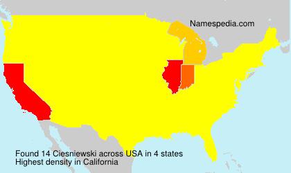 Ciesniewski