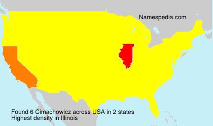 Cimachowicz