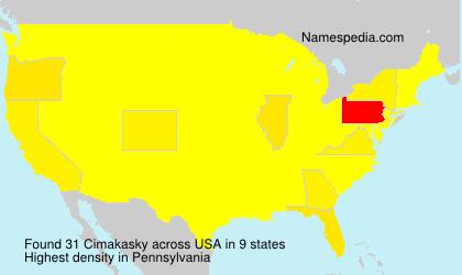 Cimakasky