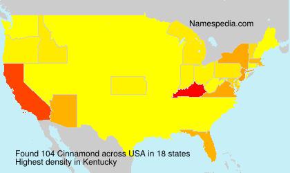 Cinnamond