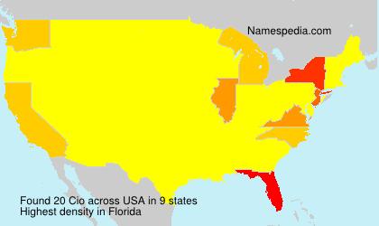 Cio - Names Encyclopedia