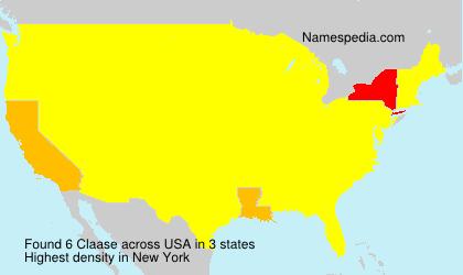 Claase - USA