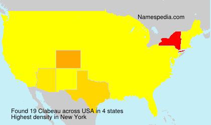 Clabeau - USA