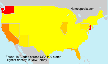 Cladek - USA