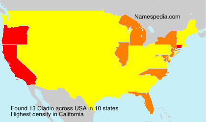 Cladio - USA