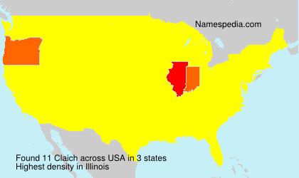 Claich - USA