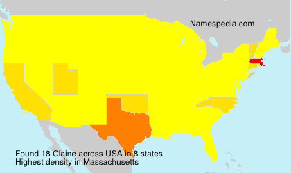 Claine - USA