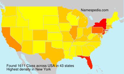 Class - USA