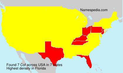 Cof - USA
