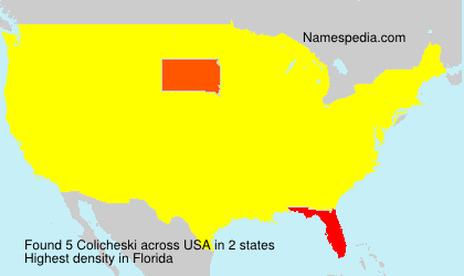 Colicheski - USA