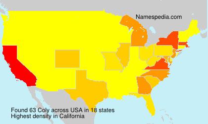 Coly - USA