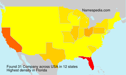 Surname Company in USA