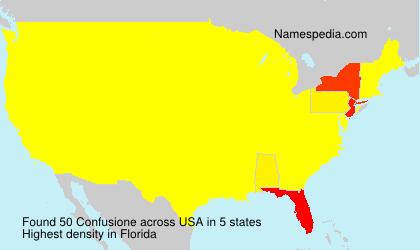 Confusione - USA