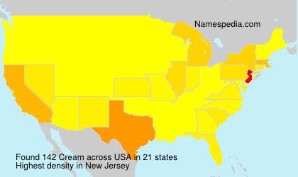 Cream - USA