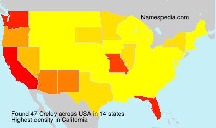 Creley - USA