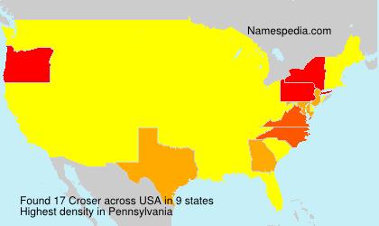 Croser - USA