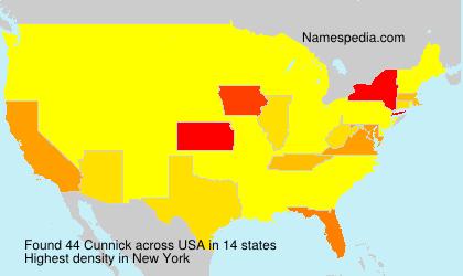 Cunnick - USA