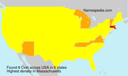 Cvet - USA