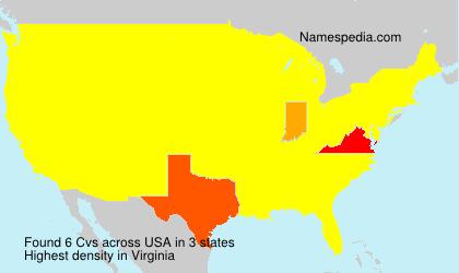 Cvs - USA