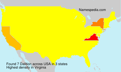 Dalition - USA